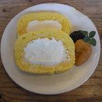 アンノン クック - 美味しい!ロールケーキ