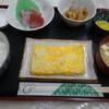 ごはん屋ほまれ - 料理写真:玉子焼セット