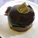シュガーシャック - キャラメルチョコレート ¥390-