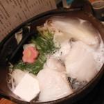 34320281 - 鱈チリ鍋 790円(税別)