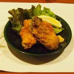 牡蠣三味 - カキフライ