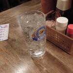 立呑み処 くら - チューハイ200円