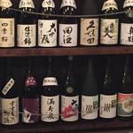 牡蠣三味 - 日本酒三昧