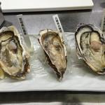 牡蠣三味 - 牡蠣三昧盛