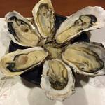牡蠣三味 - 生牡蠣三昧
