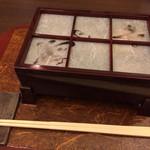 ひろ家 - 料理写真:箱盛り