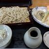 和泉庵わかや - 料理写真:上天2色もり