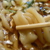 山海 - 料理写真:うどん