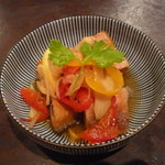 丸冨水産 - 白身魚の南蛮漬け 280円