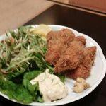 幸寿司 - 牡蠣フライ