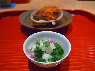 佐藤 - 香箱蟹に、酢の物
