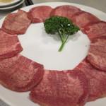 焼肉万福 - タン塩