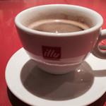 イル・キャンティ  - illyのコーヒー。