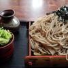 くれ竹 - 料理写真:ざるそば(並)なのに量は大盛り 900円