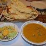 アヴァタール - Aランチ:野菜カレー