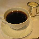 銀座 みかわや - コーヒー