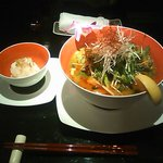 ASIAN BOWL 冬蔭激城麺 - 赤
