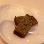 グランシェール 葉山庵 - お茶と一緒にいただいた御菓子