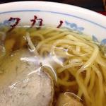 中華料理タカノ - ラーメン
