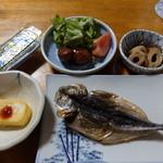温泉民宿 大陣 - 料理写真:朝食
