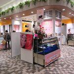 ケンズカフェ東京 - 新宿マルイ本館1階の期間限定の出店(2015/01/16撮影)
