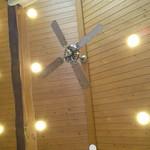 クランチ - お客さんが写らないのは天井くらい(笑)