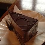 榛の木 - チョコケーキ