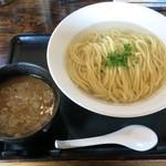 三ツ矢堂製麺 - 『つけめん(湯だめ、中盛り)』(税込810円)