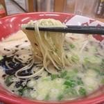 まこと屋 - 博多細麺