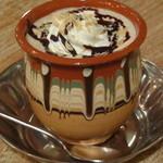 チャイ ティー カフェ - チョコアーモンドチャイ