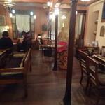 チャイ ティー カフェ - 2F店内