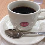 ベックスコーヒーショップ - ブレンドコーヒーS