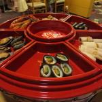 日本料理 彩 - 東道盆