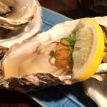 まんま屋 汁べゑ - 蒸し牡蠣450円