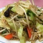 大成軒 - 野菜炒め