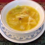 34349289 - ランチセット スープ
