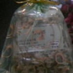 chinese cafe 茶林香 - 菊花茶。目に良いらしいです! ケースもかわいい。