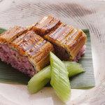 はかりめ - 料理写真:人気のはかりめ寿司