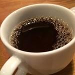 もうやんカレー 246 - ビュッフェのホットコーヒー