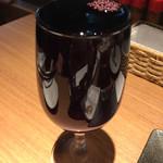 34351558 - たっぷりワイン390円
