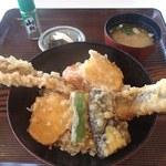 お食事処 濱の四季 - 濱の穴子丼(980円)