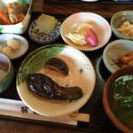 水車の里 瑞穂蔵 - 田舎膳★★★★