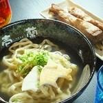壱蘭 - 料理写真:本ソーキそば