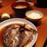34359256 - 煮魚定食 ¥1,080