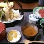 魚料理 一心 - 天ぷら定食