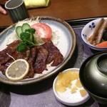 魚料理 一心 - 網焼き定食