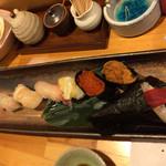 かめ吉 - 寿司全容