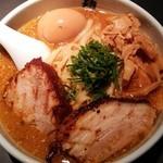 麺屋武蔵 虎嘯 - 冬季限定 虎嘯味噌ら~麺