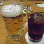 34360724 - ビールとコーラ 2015/1/4