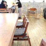 まちのシューレ 963 カフェ - '15 1月上旬